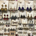 Liquidation/Wholesale Lot: 100 PAIR Erica Lyons Earrings-100's of Styles Each Pair different