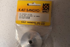 Selling: RC helicopter KALT 60 Baron Alpha  Clutch bell with Lining No.010