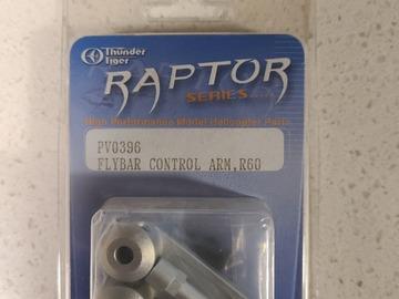 Selling: Thunder Tiger Raptor Series PV0396 Flybar Control Arm. R60