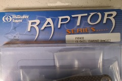 Selling: CG.COLL.CONTROL ARM (B1)  PV0289 RAPTOR SERIES Thunder Tiger