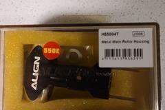 Selling: Align 500 Metal Main Rotor Housing