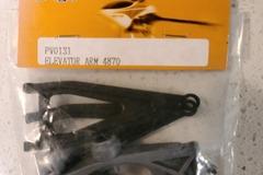 Selling: Thunder Tiger Raptor 60 Elevator Arm Link 4870