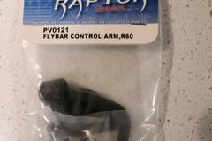 Selling:  Thunder Tiger Raptor Series Flybar Control Arm - R60 #PV0121