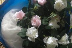 Ilmoitus: hallaharsoa ja ruusuköynnöstä