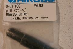 Selling: 10mm CENTER HUB