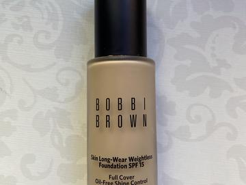 Venta: base de Maquillaje Bobbi Brown Skin Long-Wear Weightless SPF15
