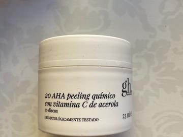Venta: discos para peeling químico con 20% AHA GH