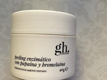 Venta: exfoliante enzimatico GH