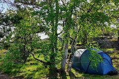 Vuokrataan (päivä): Helsport Fjellheimen (2 hnk) teltta