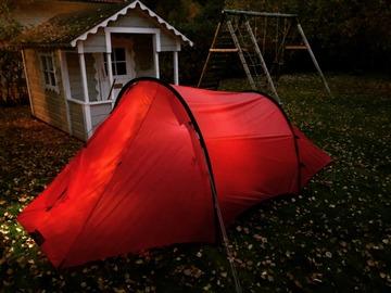 Vuokrataan (viikko): Hilleberg Anjan 3 hlö teltta