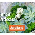 Vente: Carte cadeau Jardiland (100€)