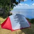 Vuokrataan (päivä): MSR Elixir 3 hengen teltta