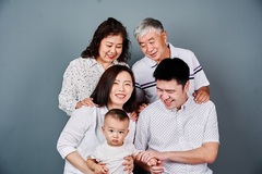Fixed Price Packages: Family Photography (Studio) - 2 hours