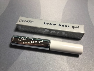 Venta: Brow Boss Gel Colourpop