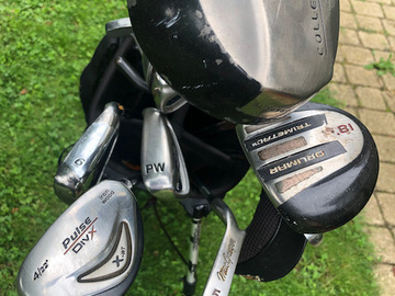 Vente: Kids golf clubs