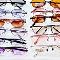 Liquidación / Lote Mayorista: Retro Sunglasses W/ Assorted Color Tinted Lens – UV 400 Protectio