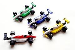 Liquidación / Lote Mayorista: ****SALE*** Diecast 1/64 Scale Indy Car Toys – Working Wheels