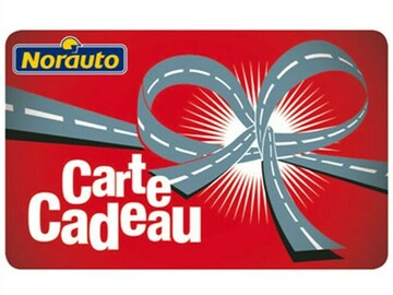 Vente: Cartes cadeaux Norauto (300€)