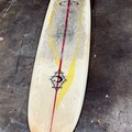 """For Rent: Longboard 9' 2"""" Hybrid Squash Tail"""