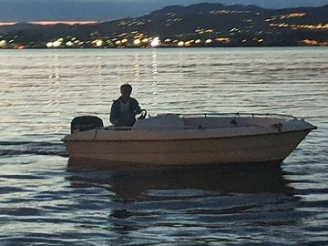 Tilbys: Bella 490 - Rimelig og enkel båt til hyggelige turer på sjøen