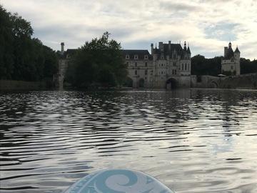 SUP Spots: Chisseaux - Chenonceaux = royal SUP!