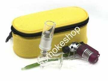 Post Now: Glass Oil Burner Bubbler Torch Kit