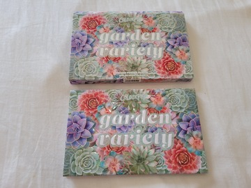 Venta: Paletas de Colourpop: Sandstone y Garden Variety