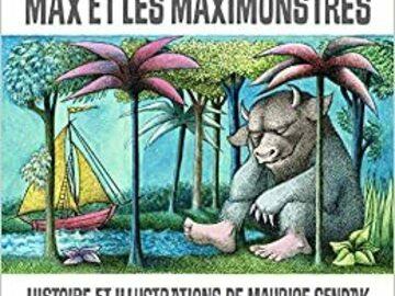Vente avec paiement en ligne: Max et les Maximonstres