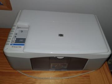 À vendre: Imprimante hp deskjet F380 à réparer
