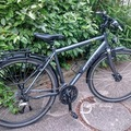 Renting out: Reliable touring bicycle