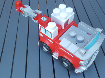 Vente:  Camion pompier