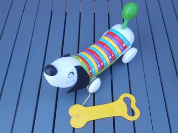 Vente: Mon chien ABC