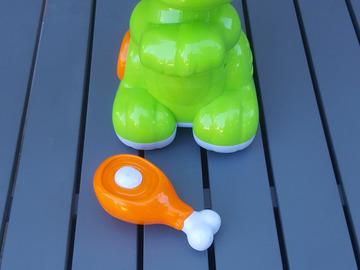 Vente: Baby T-rex vert