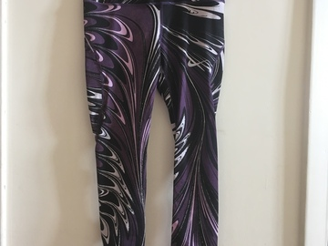 Selling with online payment: Nike Purple Leggings