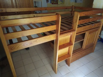 Vente: Mezzanine en bois