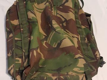 Myydään: Rinkka / rucksack (70 litres)