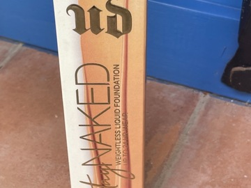 Venta: URBAN DECAY STAY NAKED WEIGHTLESS LIQUID FOUNDATION 30 WY