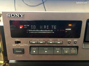 Vente: DAT PRO SONY PCM-R300 Lecteur-enregistreur