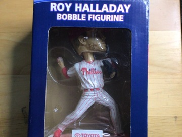 Selling A Singular Item: Roy Halladay Bobble Head