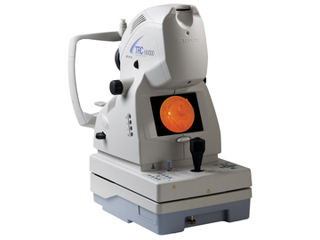 Selling with online payment: Topcon TRC-NW8 Retinal Camera