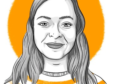 Pay per project: Illustrate a professional portrait for you or your business!