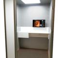 Solutions sur-mesure: Cabine de télémédecine MediSpot
