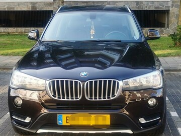 Selling: BMW X3-Series Car (Negotiable)