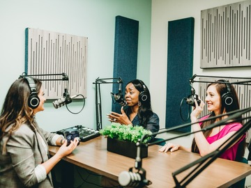 Rent Podcast Studio: Podcast Studio in Northwest Houston