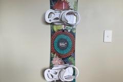 For Rent: Burton Genie Snowboard & Bindings (150cm)