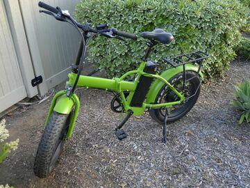 For Sale: Eunorau Folding E-Bike