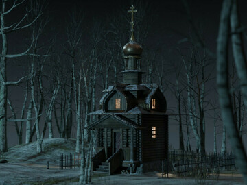 For Sale: Chapel in the Forest
