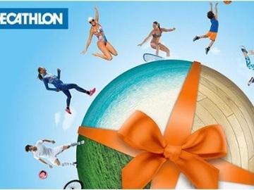 Vente: E-Carte Cadeau Décathlon (500€)