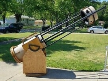 """For sale (with online payment): Awesome,  Powerful 16"""", F7 Super Planetary, Telescope"""