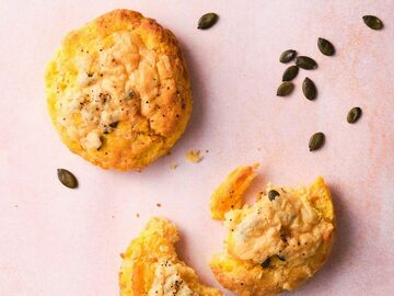 Delivery: Butternut Squash and Smoked Applewood Scone - Pack of 4